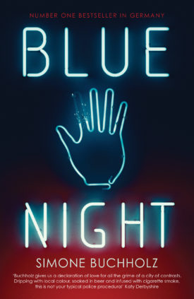 Blue Night thriller