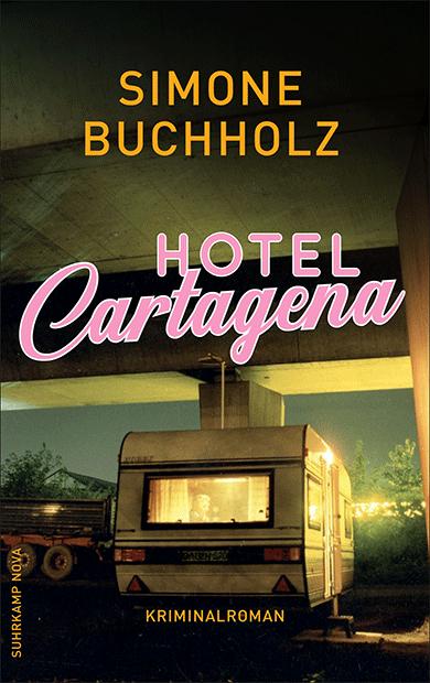 Kriminalroman Hotel Cartagena